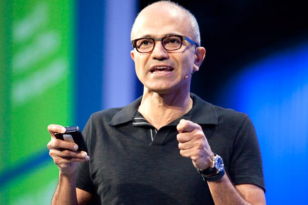 On Satya Nadella and being Indian….